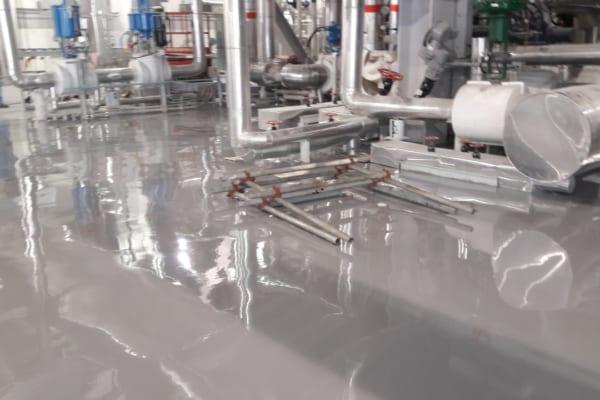 Binhduongco là đơn vị thực hiện phủ sơn Epoxy đảm bảo đúng quy trình đạt chuẩn