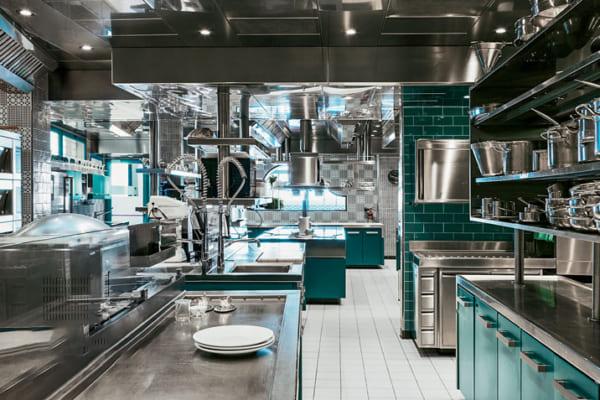 Hệ thống bếp ăn nhà hàng