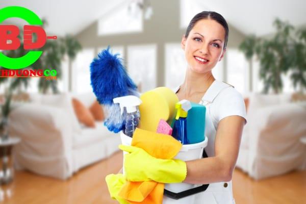 Nhu cầu sử dụng dịch vụ vệ sinh công nghiệp ngày càng tăng cao