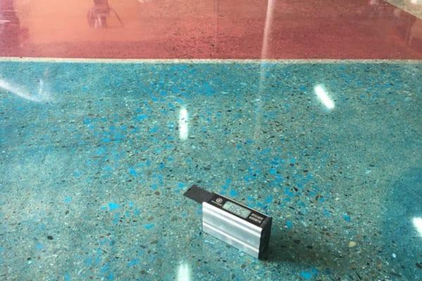 Sàn bê tông màu trên thị trường rất được ưa chuộng