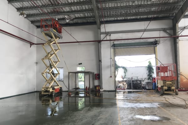 Binhduongco là đơn vị uy tín cung cấp dịch vụ rửa nhà xưởng nhanh chóng, chuyên nghiệp