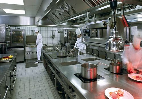 Vệ sinh bếp ăn nhà hàng chuyên nghiệp tại Bình Dương