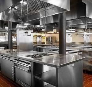 Hệ thống tủ bếp inox công nghiệp